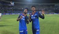 Watch: Rishabh Pant and Shreyas Iyer show off their rapping skills; IPL asks Ranveer Singh to react