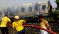 Fire breaks out in New Delhi-Bhubhaneswar Rajdhani express; no casualties reported