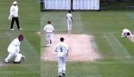इस बल्लेबाज के रन लेने के स्टाइल को देख हंसते हंसते हो जाएंगे लोटपोट, देखें वीडियो