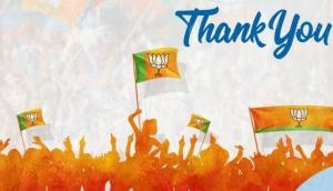 BJP becomes world's highest followers party on Twitter, Congress is much behind