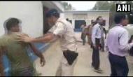TMC, BJP workers clash at polling booth in West Bengal's Bankura
