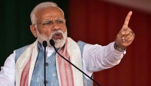 पीएम मोदी का कांग्रेस पर बड़ा हमला, कहा- जवानों का सिर कटवाने वाले वोट काटने उतरे हैं
