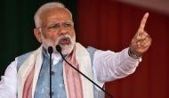 Video: PM Modi alleges Congress of 'dynasty' politics; says 'Mahamilavati logon ab bohot hua'