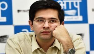 Lok Sabha Elections Phase Six 2019: AAP candidate Raghav Chadha alleges