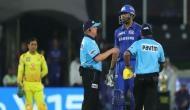 IPL 2019: आखिरी ओवर में पोलार्ड ने किया कुछ ऐसा कि मैदान पर लगी फटकार, अब लगा जुर्माना