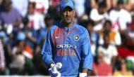 धोनी कर रहे थे टीम इंडिया को जिताने की कोशिश, चोरों ने उनके घर पर बोल दिया हमला