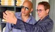 Vin Diesel after watching Robert Downey Jr in Avengers Endgame, writes 'I love you RDJ and your brotherhood'
