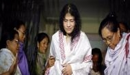 मदर्स डे के मौके पर आयरन लेडी के घर आई दोगुनी खुशी, जुड़वां बच्चियों को दिया जन्म