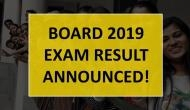 WBBSE Madhyamik Result 2019: East Midnapore tops 96.01%; check your 10th exam scores