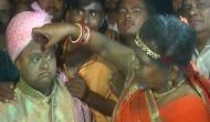 This Gujarat man had a lavish wedding, but no bride!