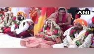 Hyderabad: 21 Sikh couples tie knot in mass marriage ceremony