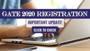 GATE 2020 Registration: Important update about next year Engineering entrance exam; read details
