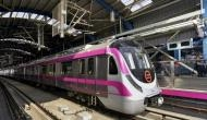 Services disrupted on Delhi Metro's Magenta line
