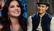Sunny Leone gets birthday wishes from Aamir Khan that made her whole year