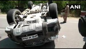Congress MLA Aditi Singh attacked in Raebareli