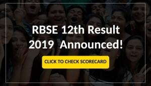 RBSE 12th Result 2019: DECLARED! Puneet Maheshwari tops Science stream with 99% ; check your scorecard