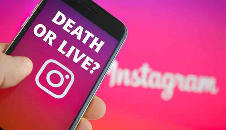 Image result for instagram poll girl suicide