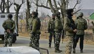 जम्मू-कश्मीर के शोपियां में सुरक्षाबलों और आतंकियों के बीच मुठभेड़, एक आतंकी ढ़ेर