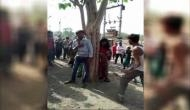 Madhya Pradesh: Man, cousin sisters tied to tree and thrashed in Dhar district, 5 held