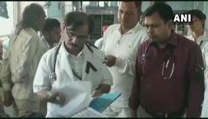 Rajasthan: Govt hospital doctors protest after family of deceased vandalize property