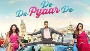 De De Pyaar De Movie Review: Ajay Devgn's blant and senseless rom-com is a lighthearted family entertainer!
