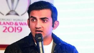 Gautam Gambhir warns Rishabh Pant, says beware of my favourite Sanju Samson