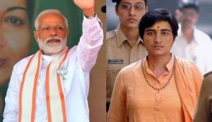 'Modi didn't forgive me,' says Pragya Thakur after PM Modi 'ignored her' at NDA meet