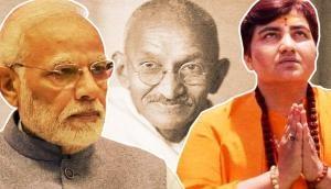 Would never forgive Sadhvi Pragya for insulting Mahatma Gandhi, says PM Modi
