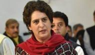 Priyanka Gandhi Vadra expresses concern over crime against women and children in UP