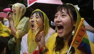 ताइवान बना same-sex मैरिज को लागू करने वाला पहला एशियाई देश