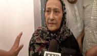 Azam Khan's wife Tazeen Fatima alleges death threat to family