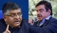 Bihar's Patna Sahib set for Shatrughan Sinha, Ravi Shankar Prasad faceoff