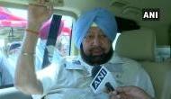 Amarinder Singh calls Navjot Singh Sidhu 'irresponsible; says 'He wants to be CM of Punjab