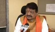 Kailash Vijayvargiya dismisses rumours about BJP MPs joining TMC