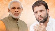 Exit Poll में देश में एक बार फिर मोदी सरकार, फुस्स हो गए राहुल गांधी !