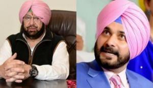 पंजाब: सत्ता के लिए कांग्रेस पार्टी में बगावत, अमरिंदर सिंह का आरोप- मुझे हटा CM बनना चाहते हैं सिद्धू