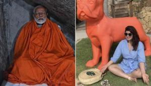 PM मोदी की साधना का अक्षय कुमार की पत्नी ट्विंकल ने उड़ाया मजाक तो लोगों ने कह दी ये बात..