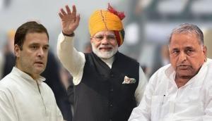 Exit Poll: मैनपुरी हार सकते हैं मुलायम सिंह यादव, अमेठी से राहुल गांधी का हो सकता है बस्ता गोल