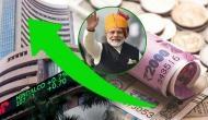 Exit poll: बीजेपी सरकार के आसार से शेयर बाजार गुलजार, रुपया भी हुआ मजबूत अब महंगाई को देगा मात