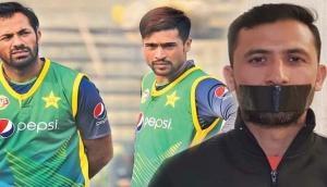 World Cup 2019:  पाकिस्तान टीम से बाहर होने पर इस गेंदबाज ने की बगावत