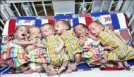 इस देश में महिला ने एक साथ दिया 6 बच्चों को जन्म, राष्ट्रपति ने दी बधाई