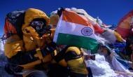 भारत की इस बेटी ने दुनिया की सबसे ऊंची चोटी पर तीसरी बार फहराया तिरंगा