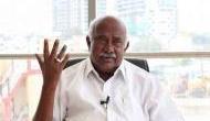 Siddaramaiah not doing well as coordination committee head: JD(S)'s H. Vishwanath