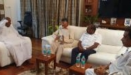 Chandrababu Naidu meets HD Kumaraswamy in Bangaluru, discusses EVM issue