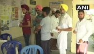 Re-polling underway at 1 booth in Punjab's Amritsar