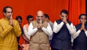 शिवसेना का हमला- BJP को लगता है अपुन ही भगवान है लेकिन NDA को हमने मजबूत किया