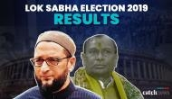 Lok Sabha Election Result 2019: BJP's Bhagavanth Rao leading from Hyderabad; Asaduddin Owaisi trails