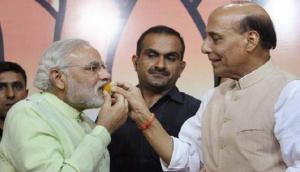 नाराजगी के बाद राजनाथ को PM मोदी ने फिर से कैबिनेट समितियों में शामिल किया ?