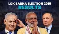 Lok Sabha Election Results 2019: Imran Khan to Vladimir Putin, world leaders who wish PM Modi for victory
