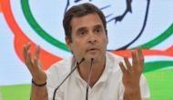 राहुल गांधी ने अमेठी से स्वीकारी हार, पीएम मोदी को दी जीत की बधाई